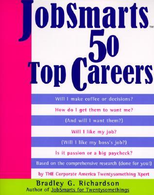 Image for JOBSMARTS 50 TOP CAREERS