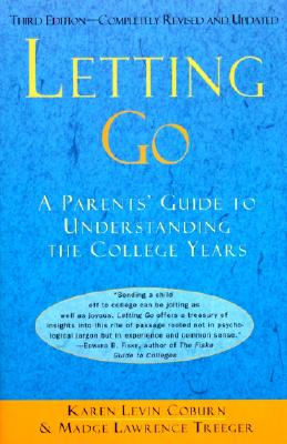 Image for LETTING GO : A PARENT'S GUIDE TO UNDERST
