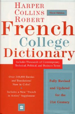 Image for Harper Collins Robert French College Dictionary