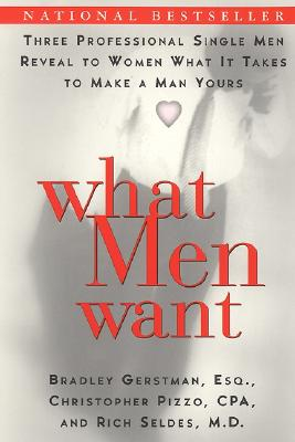 Image for What Men Want: Three Professional Single Men Reveal to Women What It Takes to Make a Man Yours