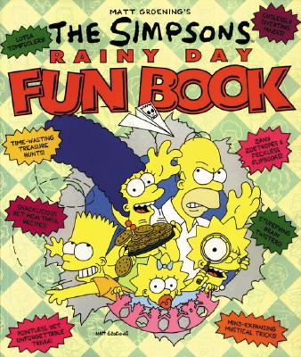 THE SIMPSONS' RAINY DAY FUN BOOK