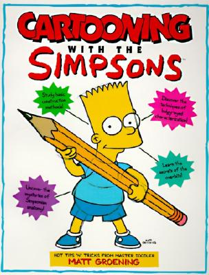 Image for Cartooning with the Simpsons