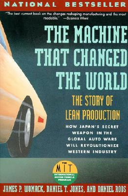 Image for The Machine That Changed the World : The Story of Lean Production, How Japan's Secrt Weapon in the Global Auto Wars Will Revolutionaize Western Industry