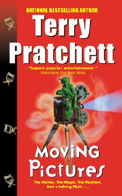 Moving Pictures, Terry Pratchett