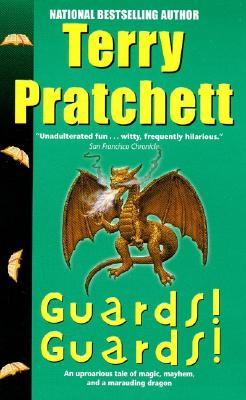 Guards! Guards!, Pratchett, Terry
