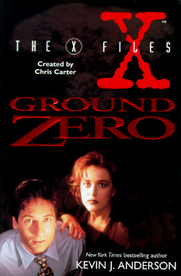 Image for Ground Zero (X-Files Ser.)