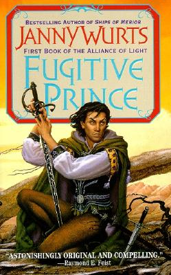 Image for Fugitive Prince (Wars of Light & Shadow)