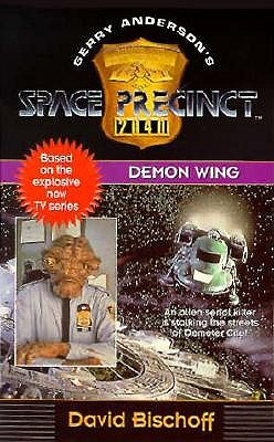 Image for Demon Wing (Space Precinct)