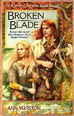 Image for Broken Blade (The Rune Blade Trilogy, Book 3)