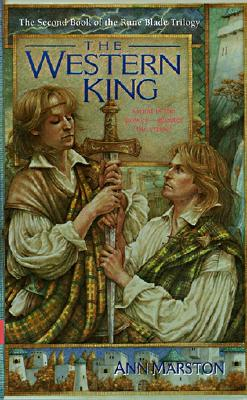 Image for The Western King (The Rune Blade Trilogy, Book 2)