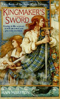 Image for Kingmaker's Sword (The Rune Blade Trilogy, Book 1)