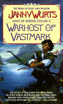 Image for Warhost of Vastmark (Ships of Merior/Janny Wurts, Vol 2)