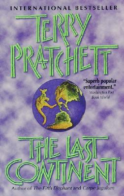 The Last Continent, Pratchett, Terry