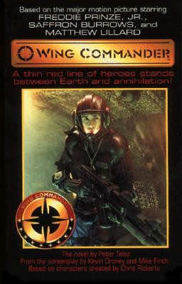 Image for WING COMMANDER: The Novel