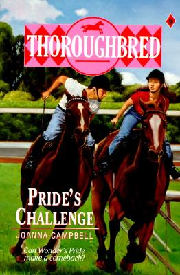 Image for Pride's Challenge (Thoroughbred Series #9)