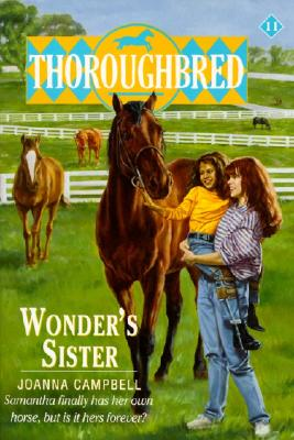 Image for Wonder's Sister (Thoroughbred Series #11)