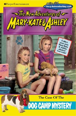 Image for The Case of the Dog Camp Mystery (The New Adventures of Mary-Kate and Ashley)