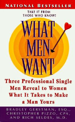 Image for What Men Want : Three Professional Single Men Reveal What It Takes to Make a Man Yours