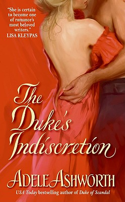 The Duke's Indiscretion (Avon Romantic Treasure), Adele Ashworth