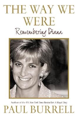Image for The Way We Were Remembering Diana