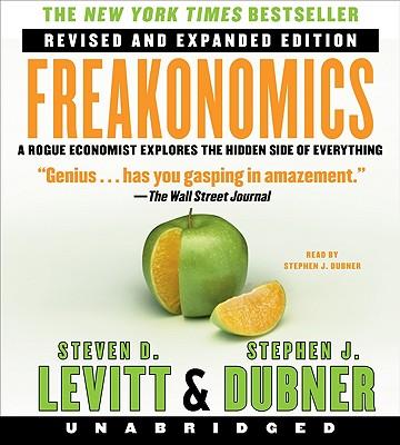 Image for Freakonomics Rev Ed Unabridged CD