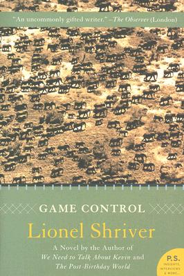 Image for Game Control: A Novel