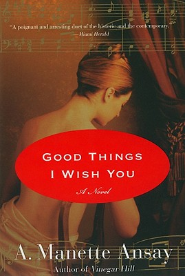 Image for Good Things I Wish You: A Novel