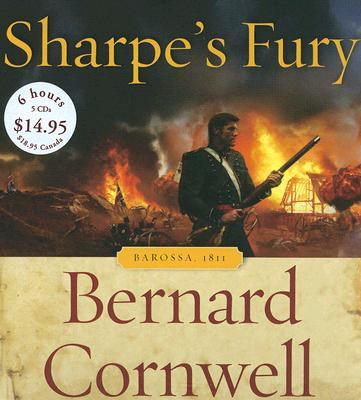 Image for Sharpe's Fury (Richard Sharpe's Adventure Series #11)