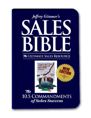 Image for The Sales Bible: The Ultimate Sales Resource, New Edition