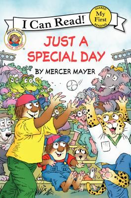 Image for Little Critter: Just a Special Day (My First I Can Read)