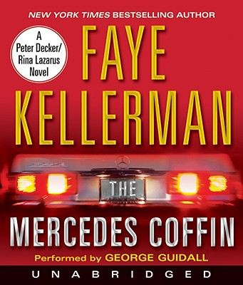The Mercedes Coffin Unabridged CD, Faye Kellerman