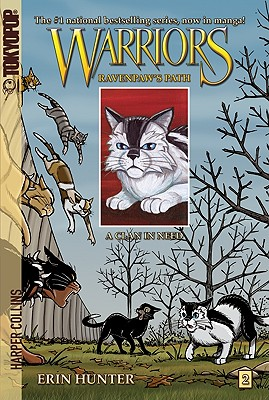 Warriors: Ravenpaw's Path, No. 2 - A Clan in Need, Erin Hunter, Dan Jolley
