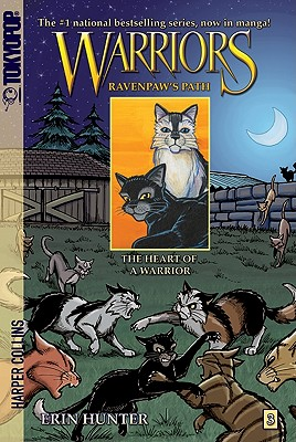 "Warriors: Ravenpaw's Path #3: The Heart of a Warrior, ""Hunter, Erin, Jolley, Dan"""