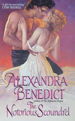 Image for The Notorious Scoundrel (The Hawkins Brothers Series)