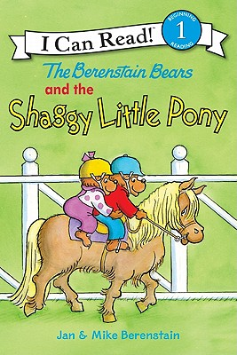 Image for The Berenstain Bears and the Shaggy Little Pony (I Can Read Level 1)