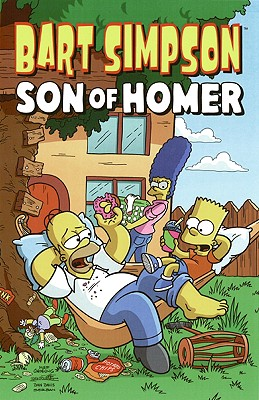 Image for Bart Simpson: Son of Homer (Simpsons Comic Compilations)