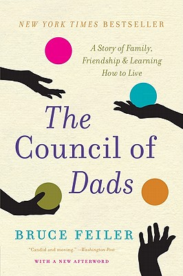 Image for COUNCIL OF DADS: A STORY OF FAMILY, FRIENDSHIP & LEARNING HOW TO LIVE