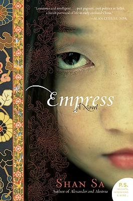 Empress: A Novel, Shan Sa