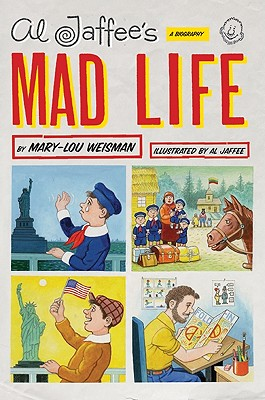 Image for AL JAFFEE'S MAD LIFE