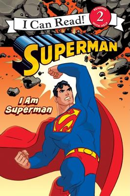 Image for Superman Classic: I Am Superman (I Can Read Book 2)