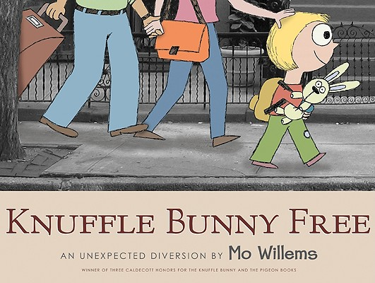 Knuffle Bunny Free: An Unexpected Diversion, Mo Willems