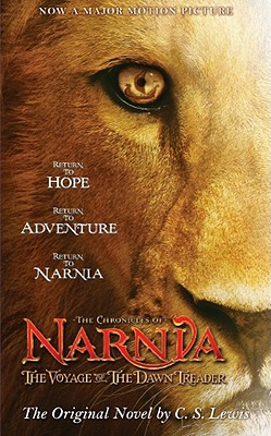 Image for The Voyage of the Dawn Treader Movie Tie-in Edition (The Chronicles of Narnia)