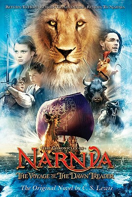 Image for Chronicles of Narnia:The Voyage of the Dawn Treader Movie Tie-in Edition (digest)