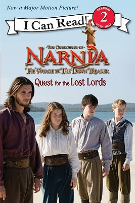 Image for The Voyage of the Dawn Treader: Quest for the Lost Lords (Narnia)