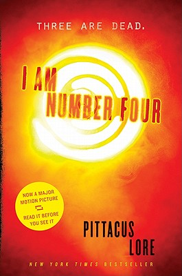 """Image for """"I Am Number Four (Lorien Legacies, Book 1)"""""""