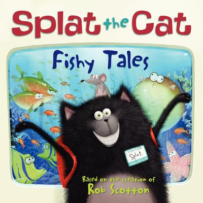 Image for Splat the Cat: Fishy Tales