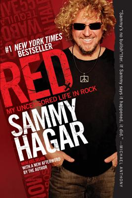 Image for Red: My Uncensored Life In Rock