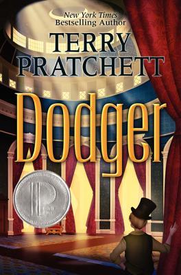 "Dodger, ""Pratchett, Terry"""