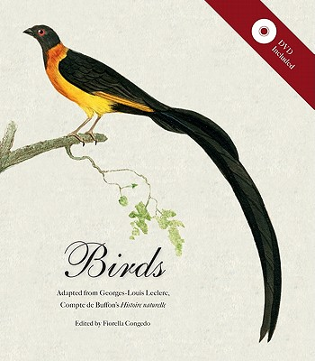 Birds: Mini Archive with DVD, Georges-Louis Leclerc de Buffon