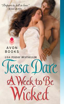 A Week to Be Wicked (Spindle Cove), Tessa Dare